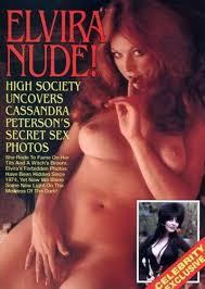 Cassandra Peterson Aka Elvira Nude