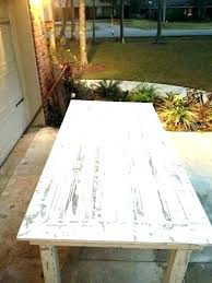 shabby chic coffee table white distressed round