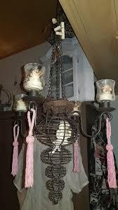 Metalleuchter Kronleuchter Kerzenhalter In 75050 Gemmingen