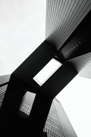 modern architectural photography. Visions Of The Future // Uncluttered Black And White Architecture  Photography \u2013 Fubiz Media Modern Architectural Photography R