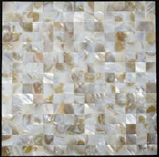 amazing home exquisite shell tile backsplash in com genuine mother of pearl white 5