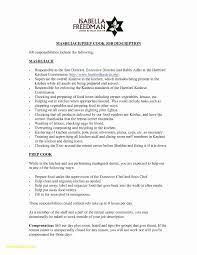 What Should A Resume Include For A Job Inspirational Resume Formats