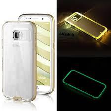 samsung galaxy s6 gold case. ulak-lumenair-series-incoming-call-flash-slim-case- samsung galaxy s6 gold case