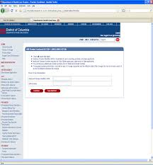 Provider Enrollment Application Setup