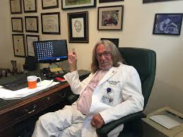 trump doctor wrote health letter in just 5 minutes as limo waited dr harold bornstein in his office nbc news