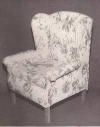 Image Desk Set Make Your Own Dollsize Wing Chair Pattern And Instructions Pinterest Make Your Own Dollsize Wing Chair Pattern And Instructions