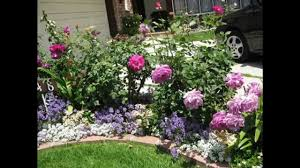 Small Picture Simple Rose garden design decorations YouTube