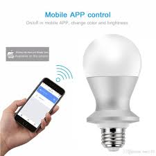 Switch 100 Led Light Bulb Protect Eyes 900lm 8w E27 Smart Led Light Bulbs Switch Works With Alexa Google Home Ifttt Bulbs Direct Mr16 Led Bulbs From Tuyi123 8 85 Dhgate Com