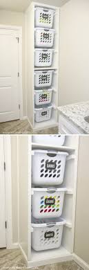 Very Small Laundry Room Best 25 Laundry Baskets Ideas On Pinterest Diy Laundry Baskets