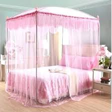 Little Girl Canopy Beds Princess Bed With Also – Maker House Source ...