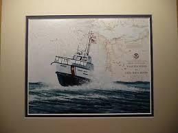 Coast Guard Chart Art Betty Vestuto Chart Art Print Sailing Pacific Nw Puget Sound