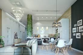 modern house interior dining room. Interesting House On Modern House Interior Dining Room N
