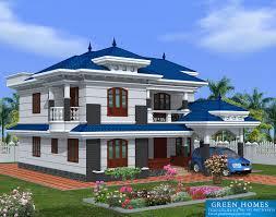 gallery beautiful home. Beautiful Home Design Awesome 4 Green Homes: Kerala 2222Sq. » Gallery O