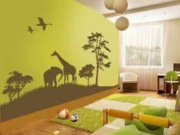wall painting ideasU003cinput Typehidden Prepossessing Childrens Bedroom Wall