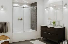 sliding bath screen halo