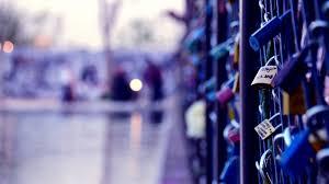 City Fence Romance Love Lock 4k Hd Preview 10wallpapercom