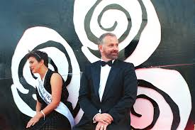how s inner beauty pageant is getting a makeover broadly last year s rose of tralee maria walsh tv host daithi se on their float during the saturday parade photo by colin aherne