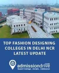 top fashion designing colleges in delhi