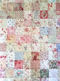 Cot quilt handmade by HenHouse with vintage fabrics | quilts ... & Cot quilt handmade by HenHouse with vintage fabrics Adamdwight.com