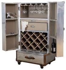 bar trunk furniture. image of rolling storage cabinet wine bar trunk furniture