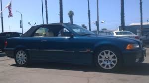 BMW Convertible bmw 328i hardtop convertible for sale : Very Rare Aegean Blue BMW M 328i e36 (1997) lux edition