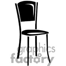 chair clipart black and white. Simple White Chair20Clip20Art On Chair Clipart Black And White I