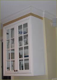 Kitchen Cabinets Crown Molding Kitchen Cabinet Crown Molding To Ceiling Home Design Ideas
