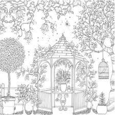 Secret Garden Coloring Pages Best Of Secret Garden Coloring Pages