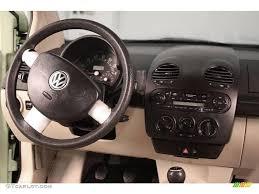 volkswagen beetle 2000 interior. 2000 new beetle gls coupe green cream photo 6 volkswagen interior o