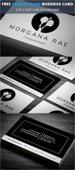 021 Ms Office Business Card Template Best Of New Hairdresser