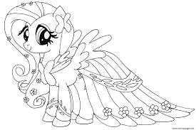 My Little Pony Coloring Pages Princess Celestia New Page Luna At
