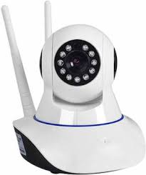 SellRider 360 Degree Smarty Multiple Mobile Connectivity Wireless HD IP  Wifi CCTV Indoor Security Camera Stream Live Video in Mobile Security Camera  Price in India - Buy SellRider 360 Degree Smarty Multiple