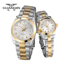 GUANQIN <b>Luxury Lovers watches</b> Original Top Brand <b>Luxury</b> ...