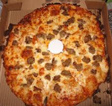 photo of round table pizza morro bay ca united states medium sausage