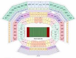 49ers Seating Chart Prices 49ers Tickets Cheap 2019 San Francisco 49ers Tickets