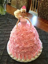 Barbie Birthday Cake Cakes Sensational Design Ideas Barbie Birthday