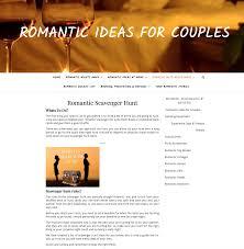 Web Design Scavenger Hunt Romantic Scavenger Hunt Archery Bows Crossbows