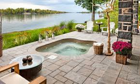 Outdoor Jacuzzi Outdoor Jacuzzi Design Plans Picture Maintenance Pros And Cons