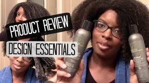 Design Essentials Kukui Coconut Hydrating Leave In Conditioner Design Essentials Product Review