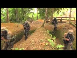 The Jamaica Defence Force Infantry Youtube