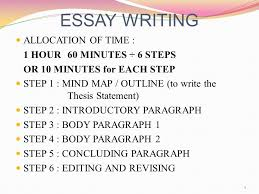 essay writing task workshop ppt  4 essay
