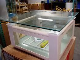 glass stunning aquarium coffee table glass fish tank large glass coffee table aquarium glass
