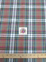 Red/Blue Plaid #Tartan #Quilt Flannel #Fabric 60