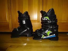 kid ski boot size nordica junior ski boot 60 flex size 19 5 brand new skiing boots
