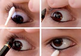how to waterline your eyes