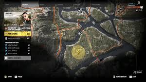 ghost recon wildlands predator event location and start point