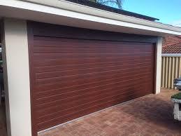 steel line garage doors ribline garage doors perth garage door repairs perth