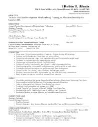 Objective Of Resume For Internship Robin Zfenix Resume Intern Objective 100 12
