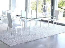 extendable glass dining table extendable glass dining table set modern extending dining table choice of colour