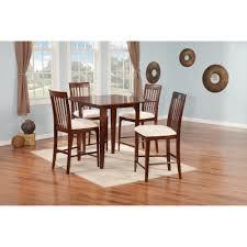 Kitchen Pub Table Sets Atlantic Furniture Montreal 5 Piece Pub Table Set Wayfair